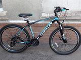 Biciclete cu cadru din aluminiu.  26er, 27.5er, 29er.