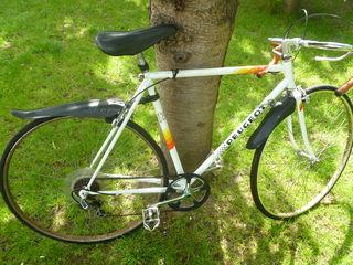 Bicicleta cursiera Peugeot