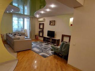 Chirie (4 odai+salon) telecentru - str.Varnav (112m2)