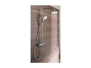 Душевая система с термостатом Kludi Freshline Dual Shower System 6709205-00!!!