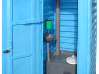 Туалетные кабины 18 000 лей с ндс за наличный или безналичный расчет
