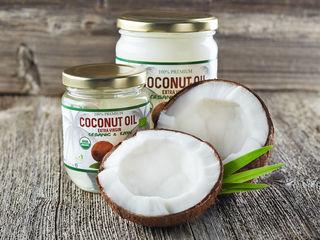 Кокосовое масло 100% холодного отжима ! / Ulei de Cocos100% extravirgin