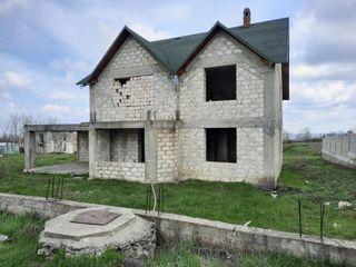 Casa noua data in exploatare, sector nou Stauceni, teren 8 ari, beci uscat semioval, crama, 380W