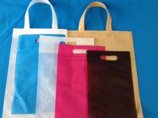 Эко пакеты, кульки, сумки и другая упаковка из экологичного сырья  (Spunbond,100% polipropilen PP