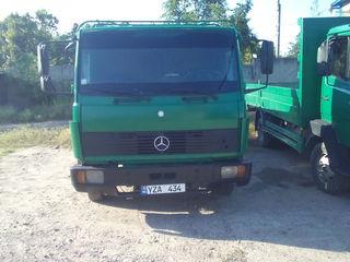 Mercedes Samasval 814 Urgent!