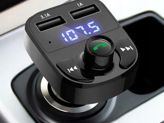 FM Madulator Forever TR-330 Black Bluetooth garantie 6 luni livrare autoled.md