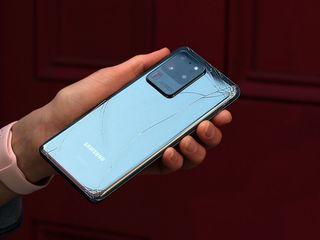 Samsung Galaxy S20 Ultra Ecranul stricat? Vino, rezolvăm îndată!