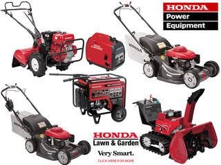 Оборудование honda - мотоблоки-мотопомпы-генераторы
