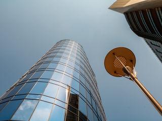Сдаем офисные помещения  350м2 в бизнес центре класса А на Штефан чел Маре! Первая линия!