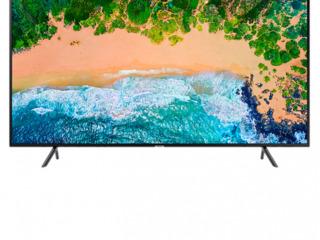 Samsung 55'' 4K UHD Черный/ Smart TV/ Wi-Fi/ UE55NU7172