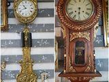 Ceas de perete mecanic.часы настенные.часы с маятником.
