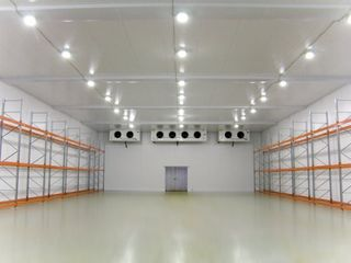 Arenda frigidere 300m2, depozit 1000m2, oficii. Сдаём склады, офисы и холодильные камеры (+10с/-20с)