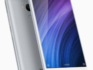 Xiaomi Redmi 4 Pro Silver 3/32 GB, 4100 Mah, Новый полный комплект