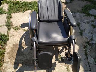 Новая инвалидная коляска Brezzy