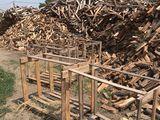 Lemn tare pentru foc / despicat (stejar, ulm, salcam, carpin, frasin)