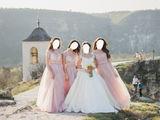 Платья для подружек невесты! 500 лей