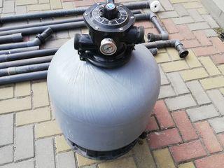 Система фильтрации бассейна Emaux V500