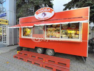 Продается бутик для продажи выпечки, фаст-фуда и напитков / rulota - patiserie, fast-food si bauturi