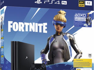 Playstation 4 Pro Fortnite edition новые,гарантия