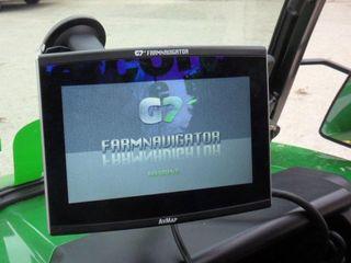Farmnavigator AvMap Geosat 7 + Antena externa