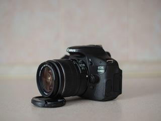 Canon 600D Kit (5000 cadre)