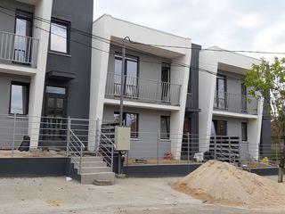 Vânzare TownHouse, 3 dormitoare + living cu bucătărie, variantă albă, str. Mihai Eminescu, Durlești!