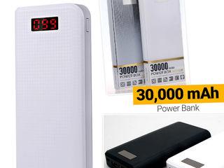 Ультрамощный внешний аккумулятор Remax Proda Power Bank 8800/10000/20000/30000mAh