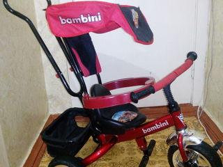 Трициклет для детей в отличном состоянии .tricicleta pentru copii.
