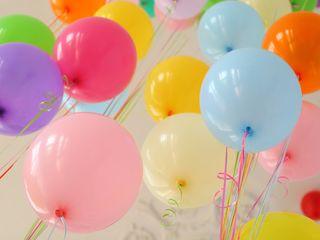 Sarbatoreste frumos orice eveniment cu Baloane cu heliu de la Fabi.md