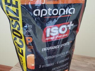 Vand praf Isotonic + marca Aptonia 2 kg - gust Portocala