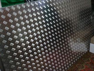 Рифленый алюминий лист, производства Сербия