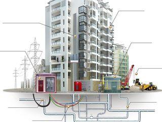 Проектирование инженерных сетей (внутренних и наружных)! ВК, ОВК, Электрика и пр. Опыт. Лицензии.