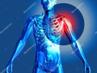 Болезни и болевые синдромы суставов и позвоночника!