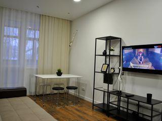 Puskin 56 apartament 2 dormitoare si salon