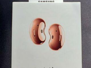 Samsung Galaxy Buds Live, новые, запечатаны.