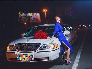 Сделаи себе и любимои,любимому подарок закажи limuzin lincoln town car и получи подарок!