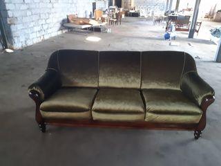 Ремонт и реставрация мебели любой сложности! Перетяжка мягкой мебели!