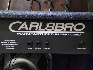 """Комбик """"carlsbro glx- 40""""    / made in england /     40 ватт"""