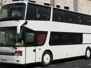 Transport pasageri Chisinau Torino, Milano, Padova