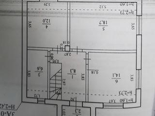 Casa de locuit, 3 niveluri