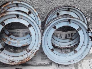 4 колесных диска на запорожец