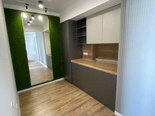 Продается 3-комн. квартира на 2/9 новострой на Буюканах,с индивидуальной планировкой, Евроремонт.
