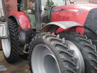 Шины и диски узкие стандартные двойные разборные для тракторов и другой сельхоз и спец технике