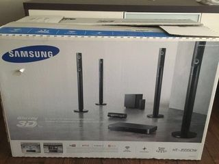 Samsung home cinema(домашнии кинотеатр),model HT-J5550W,3D Blu-Ray,Wi-fi,Bluetooth
