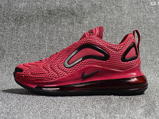 Nike Air Max 720 Red сетка