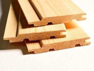 Lambriu din lemn A / деревянная вагонка A