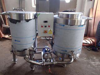 Utilaj pentru fabricarea berii artezanale