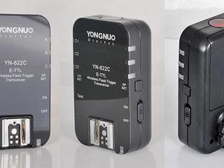 Радиосинхронизаторы TTL Yongnuo YN-622C для Canon
