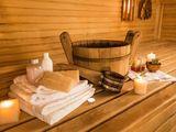Sauna pe lemne