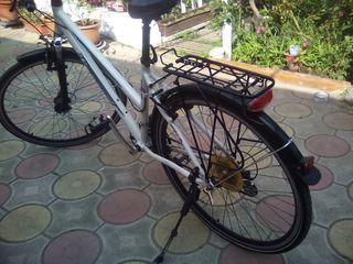 Велосипед lizzard Германия